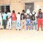 Sénégal: 15 candidats à l'émigration clandestine dont 1 mineur de 16 ans arrêtés par la police à Thiès