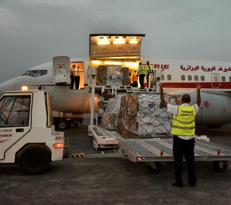 Covid-19 : L'Algérie fait don de 200 mille doses de vaccin à la Tunisie