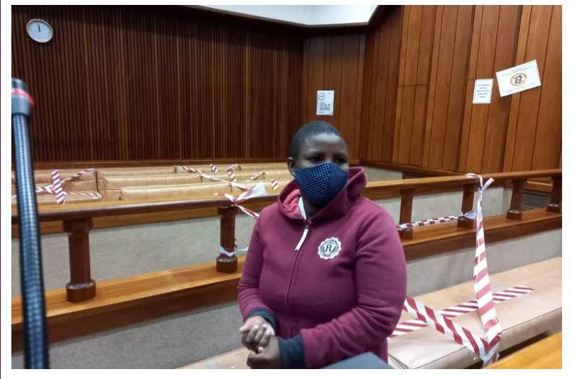 Une lesbienne sud-africaine condamnée à 22 ans de prison pour avoir assassiné ses deux enfants pour contrarier leur grand-mère homophobe