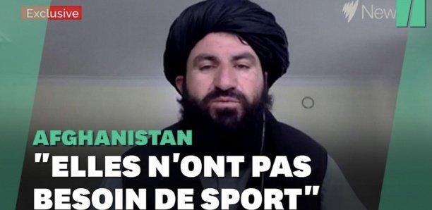 Afghanistan: Un responsable taliban interdit aux femmes de faire du sport (Vidéo)