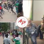 Guinée Conakry: Des guinéens en joie après l'arrestation du président Alpha Condé (vidéo)