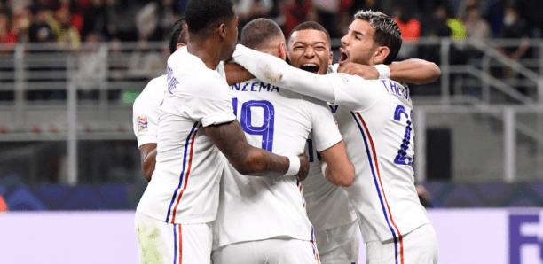 La France s'offre le titre de la Ligue des Nations grâce au génie de Benzema