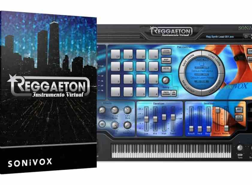 Latin Music : Best Latin VST Plugins (Free and  Paid) - Sonivox : Reggaeton Instrumento Virtual