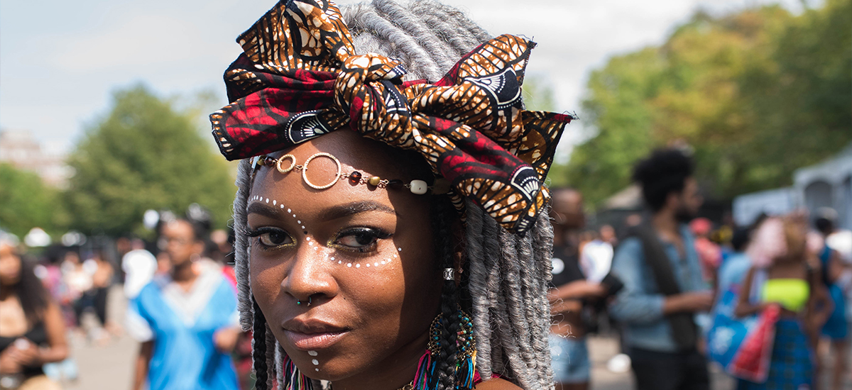The Hairstyles Of AFROPUNK Illuminate Black Peoples