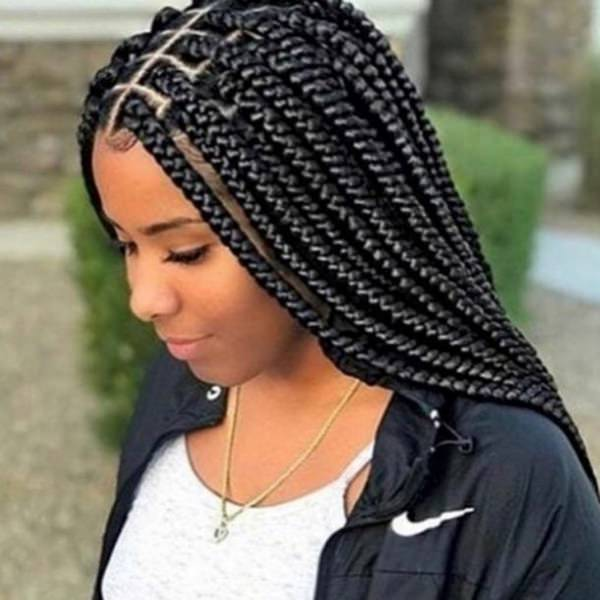 Braids For Natural Hair And How To Maintain Them Afrovirtues