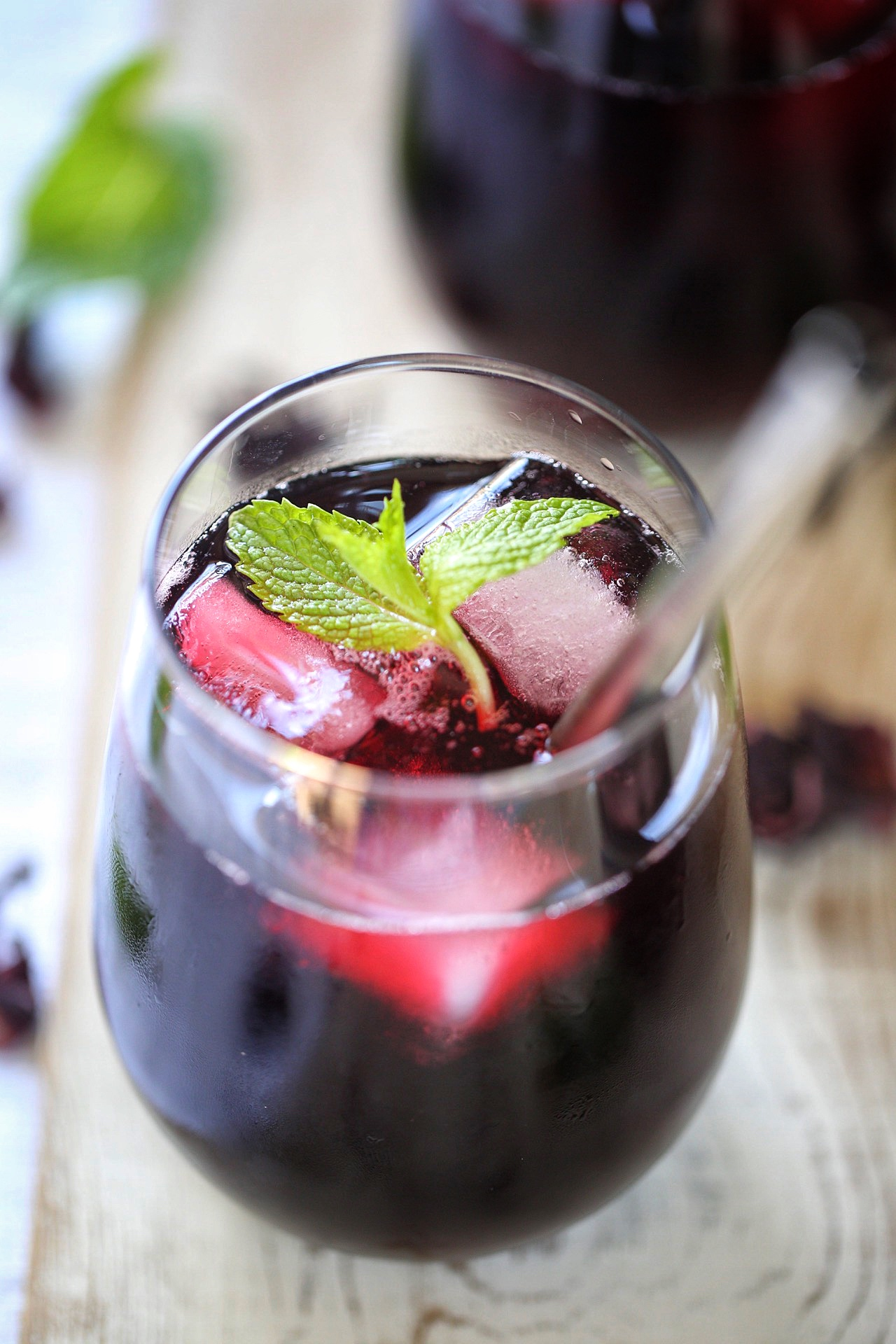 folere, hibiscus ice tea