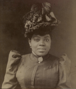Soprano Sissieretta Jones