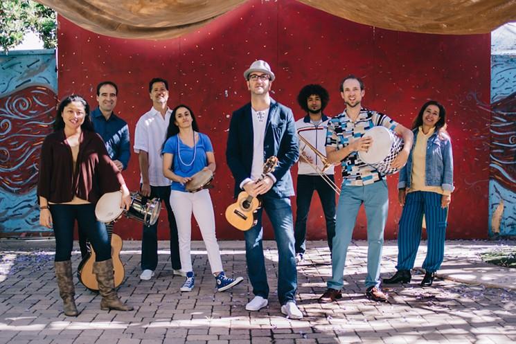 The Samba Music Of '70s Brazil Did More Than Make People