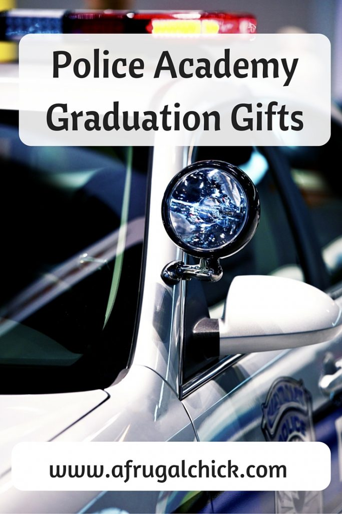 Police Academy Graduation Gifts