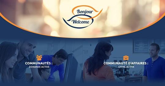 RENOUVELLEMENT DE LA CAMPAGNE BONJOUR WELCOME