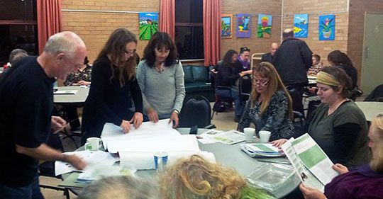 Blue Mountains conversation cafe May 2014