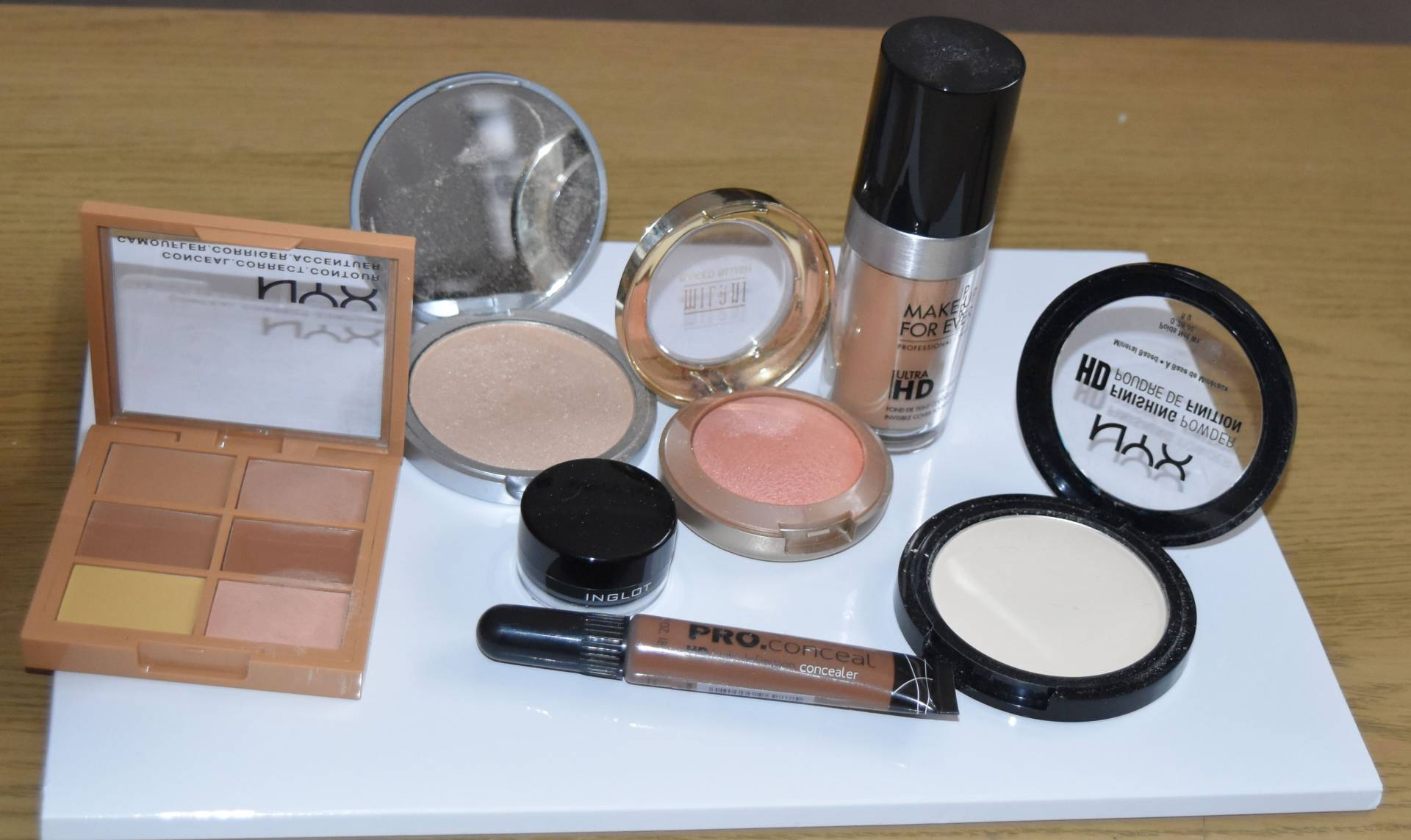 My makeup favourites