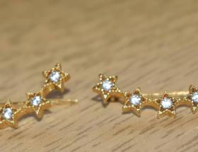 Star Crawler Earrings