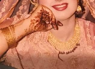 Asian bridal wedding jewellery