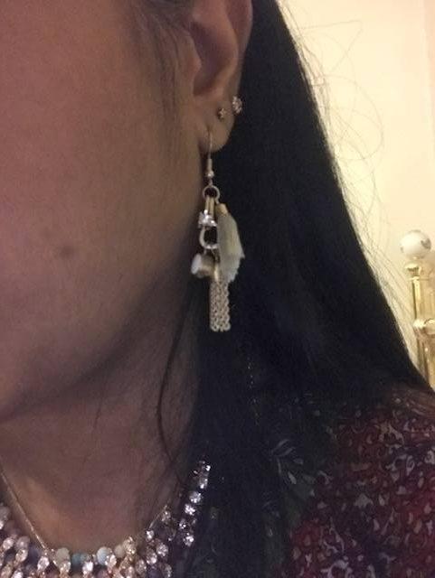 Tassell Earrings from The Joy Store