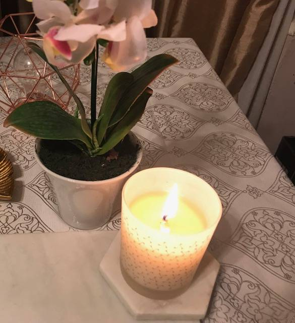 2017 Favourites Aroma Therapy Associates Candle