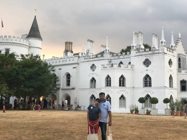 Strawberry Hill House