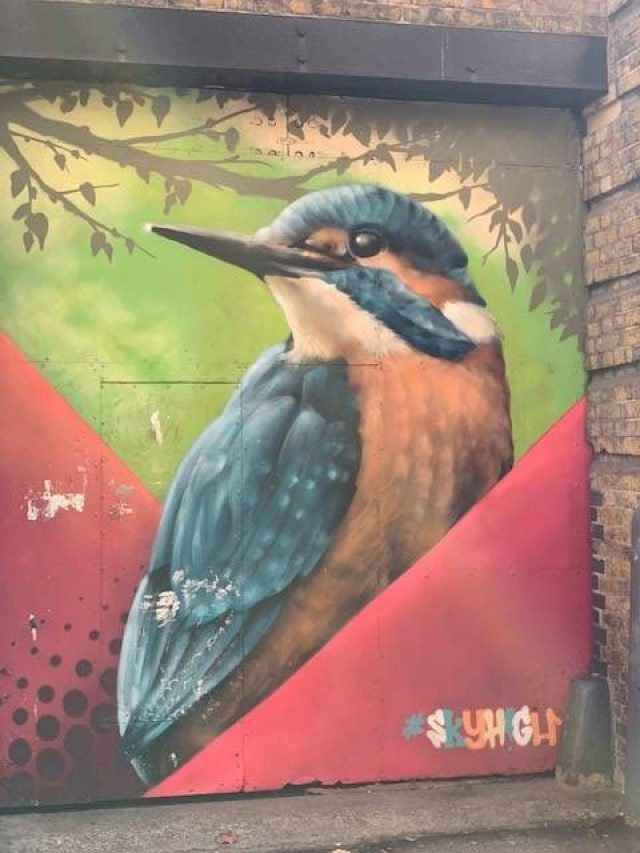 The Bird in Shoreditch