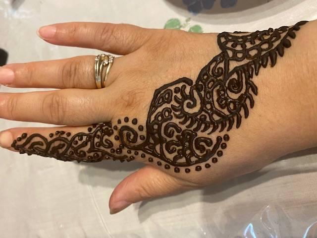 Eid Mendhi Henna