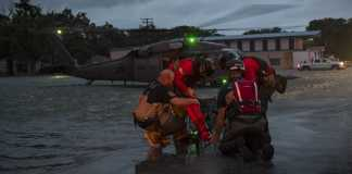 pararescue hurricane harvey