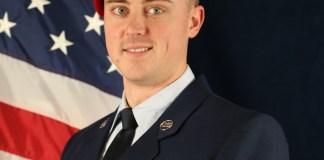 Combat Control A1C Keigan Baker