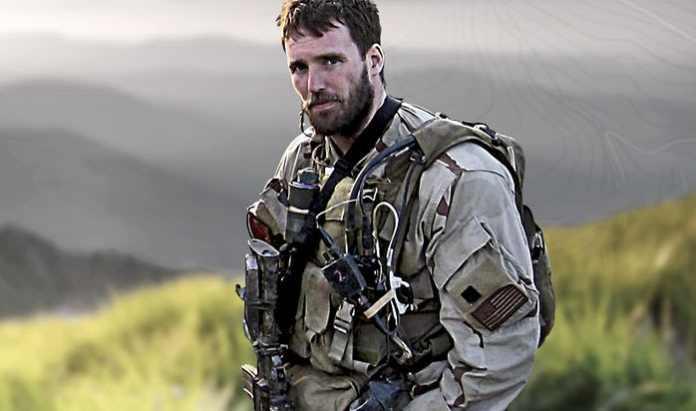 Navy Lt Michael Murphy