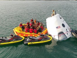 pararescue spacex