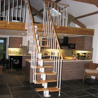 Space Saver Staircase Projects - AF Staircases