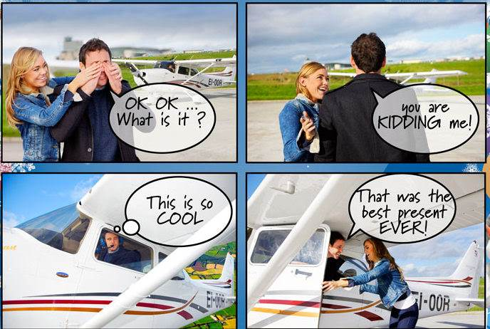 Gift Vouchers for Trial Flights at AFTA