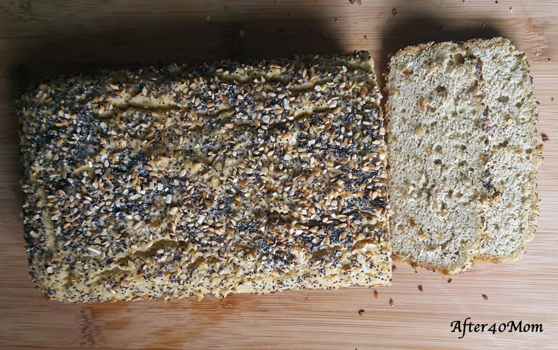 Paleo Everything Bread