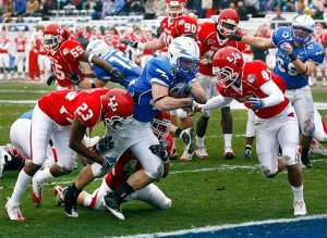Armed Forces Bowl Air Force Houston Football