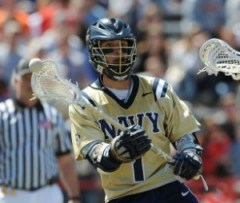 Junior attackman Andy Wagner scored the game winner in over time.