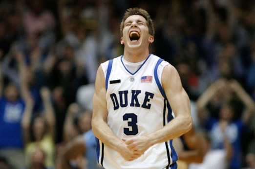 Navy hired former Duke point guard Greg Paulus. (Getty Images)
