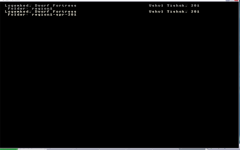 The Complete and Utter Newby Tutorial for Dwarf Fortress - Part 1: