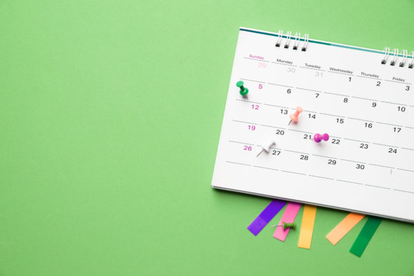 How to Optimize Your Holiday Schedule
