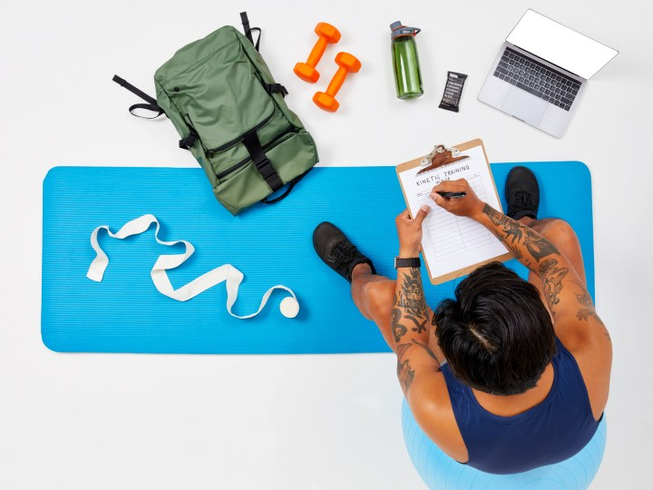 small business owner fitness