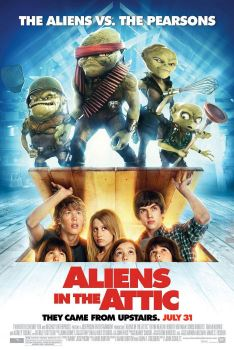 Aliens In The Attic 2009 Whats After The Credits