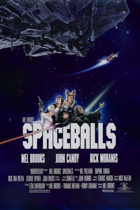 Spaceballs 1987 Whats After The Credits The Definitive After