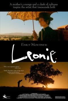 LeoniePoster