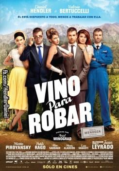 VinoParaRobarPoster