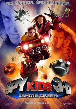 SpyKids3DGameOverPoster