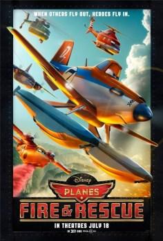 PlanesFireAndRescuePoster