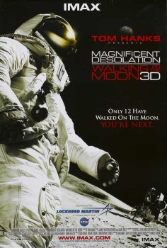 MagnificentDesolationWalkingOnTheMoonPoster