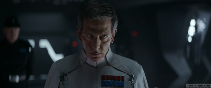 Rogue One: A Star Wars Story Director Krennic (Ben Mendelsohn) Ph: Film Frame ILM/Lucasfilm ©2016 Lucasfilm Ltd. All Rights Reserved.
