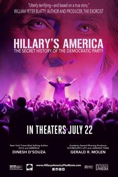 HillarysAmericaTheSecretHistoryOfTheDemocraticPartyPoster
