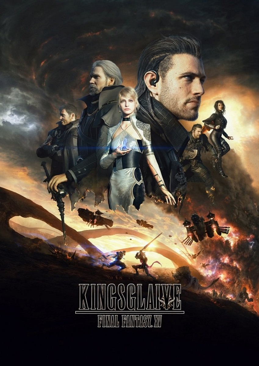 Kingsglaive Final Fantasy Xv 2016 Whats After The Credits