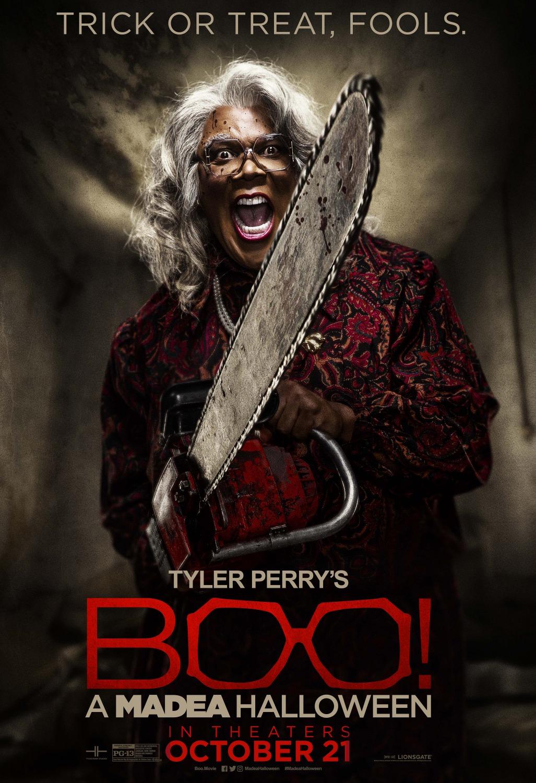 Boo! A Madea Halloween (2016)* - AfterCredits