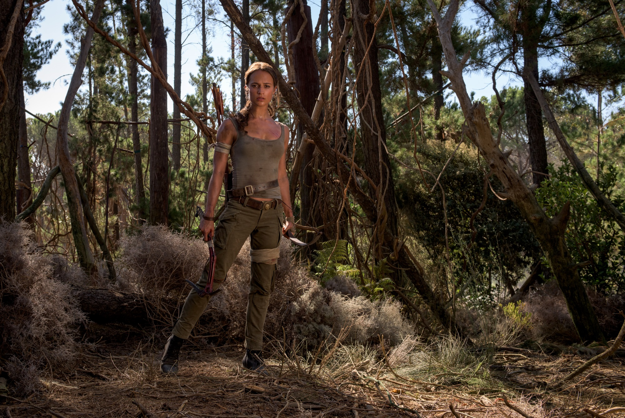 Tomb Raider 2018 Whats After The Credits The Definitive