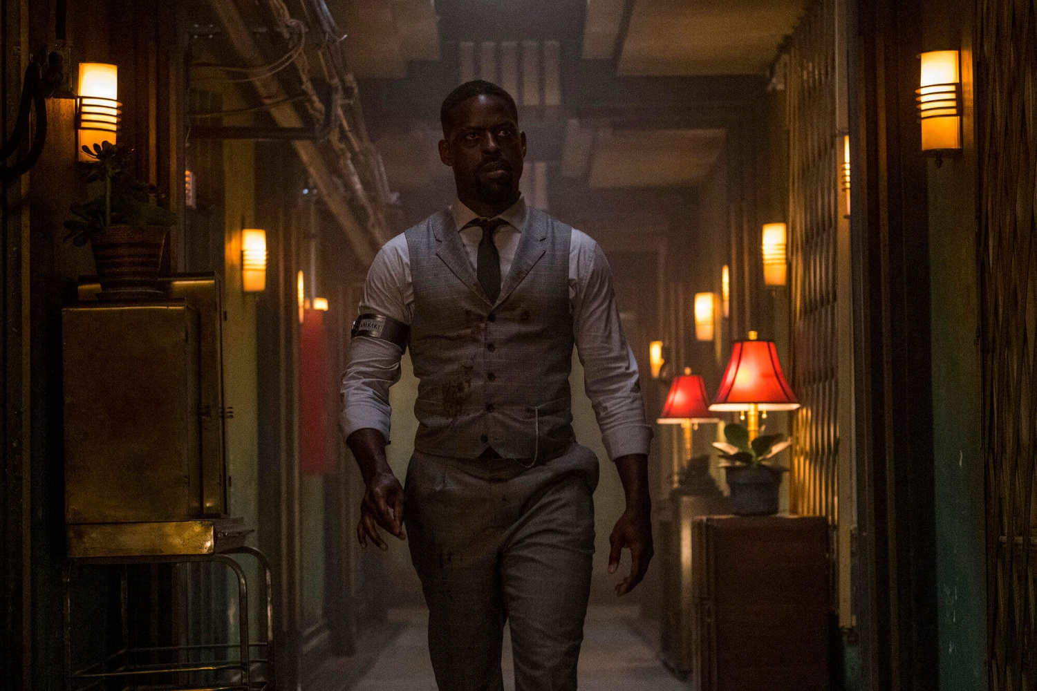 Hotel Artemis 2018 Whats After The Credits The Definitive
