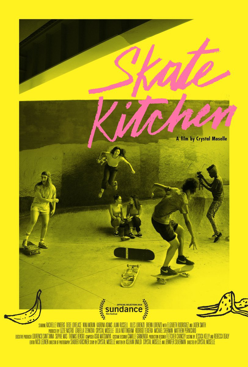 Skate Kitchen 2018 Whats After The Credits The
